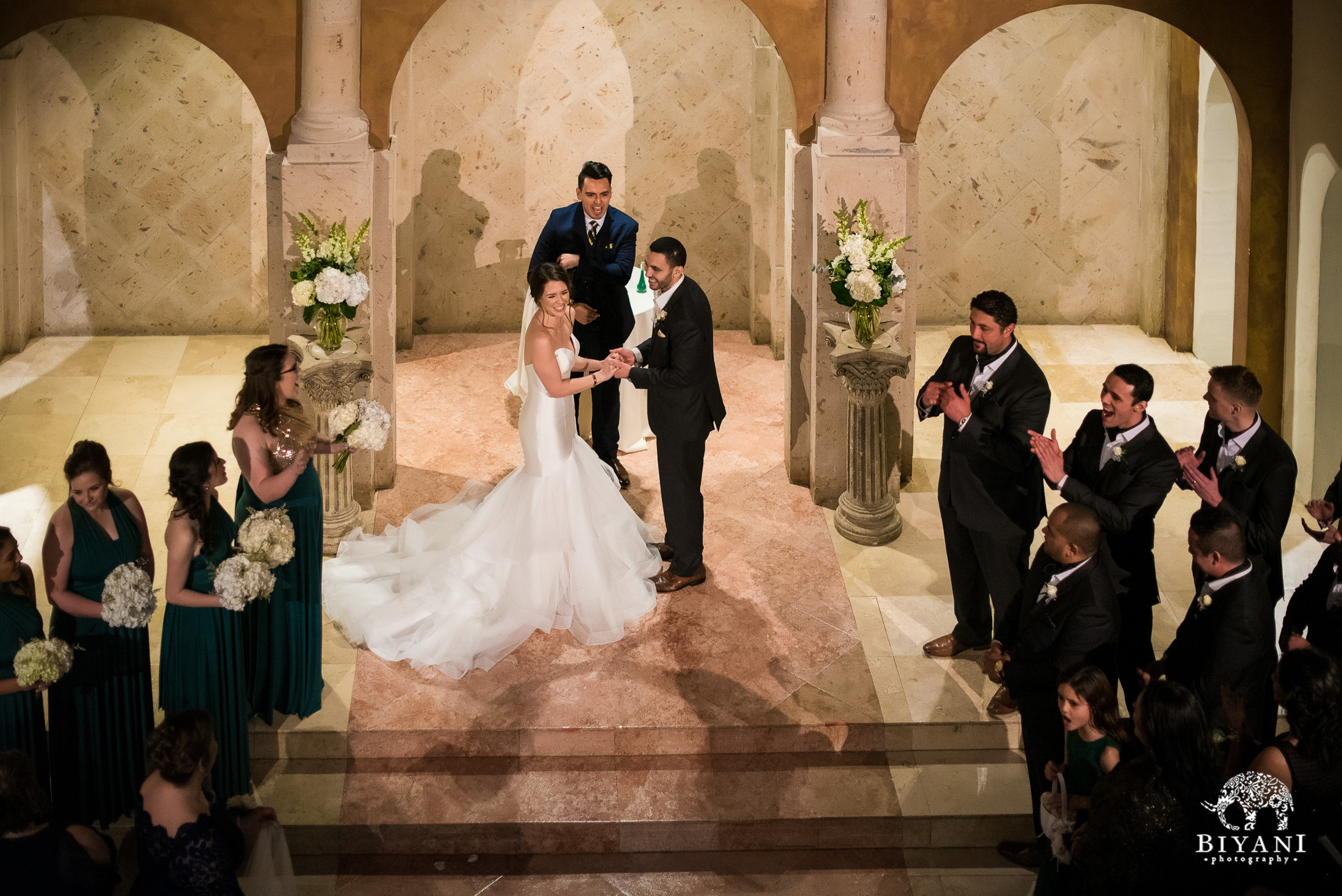 Houston Fusion Egyptian Wedding Ceremony