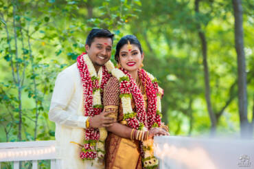 Traditional Tamil Indian Wedding in Austin, TX during Covid!